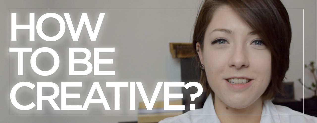 How To Be Creative? [Video]